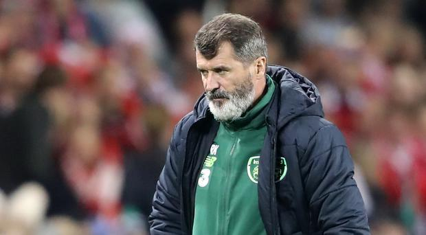 Former Republic of Ireland assistant manager Roy Keane has re-opened his war of words with Jonathan Walters (Niall Carson)