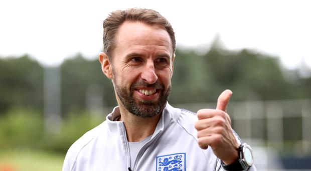 England manager Gareth Southgate will want to build on a positive start to Euro 2020 qualification. (Tim Goode/PA)