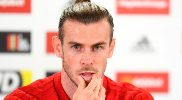 Speculation: Gareth Bale was tipped to move to China this summer