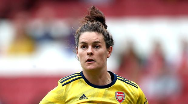 Jennifer Beattie's first spell with Arsenal between 2009 and 2013 was a big success (Nick Potts/PA)