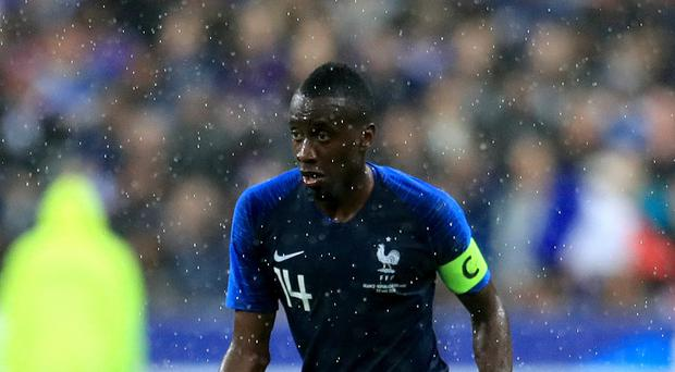 Blaise Matuidi believes France have the ability to cope without some of their star names (Adam Davy/PA)