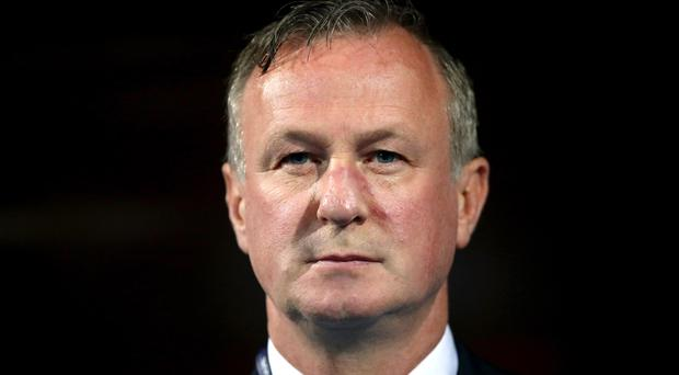 Stoke City Make Approach For Northern Ireland Manager Michael O'Neill