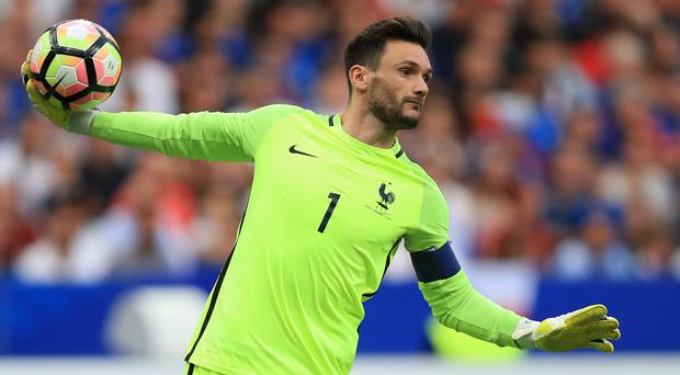 France captain Hugo Lloris wants his side focused for the game against the European minnows (Mike Egerton/PA)