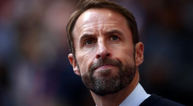 Gareth Southgate has admitted the Euro 2020 qualification campaign lacks jeopardy (Tim Goode/PA)