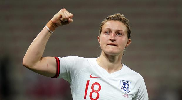 Ellen White completed a move to Manchester City before starring for England at the World Cup (John Walton/PA).