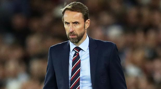 The pulsating 5-3 win against Kosovo left England manager Gareth Southgate with plenty to ponder (Adam Davy/PA)