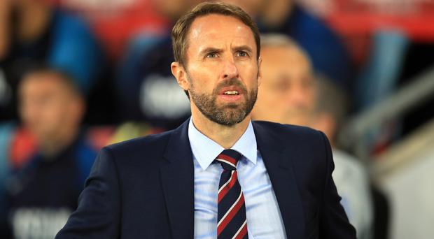 Gareth Southgate feels the sloppiness against Kosovo will help England in the long run (Adam Davy/PA)