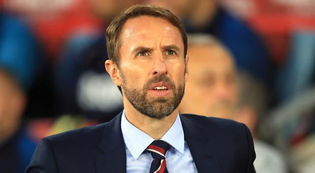 Gareth Southgate's comments have been criticised (Adam Davy/PA)