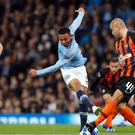 Manchester City are preparing to face Shakhtar Donetsk yet again (Martin Rickett/PA)