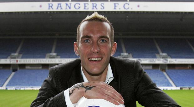 Fernando Ricksen enjoyed a six-year spell with Rangers (Andrew Milligan/PA)