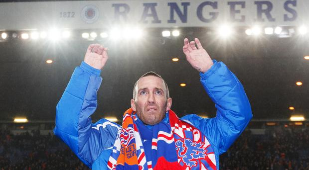 Fernando Ricksen has died at the age of 43 (Lynne Cameron/PA)