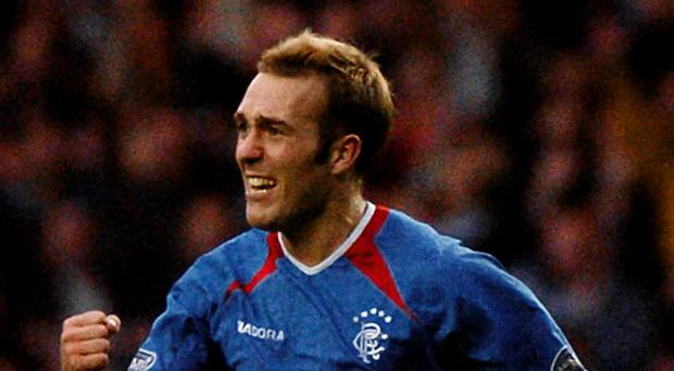 Fernando Ricksen played more than 250 games for Rangers between 2000 and 2006 (Andrew Milligan/PA)