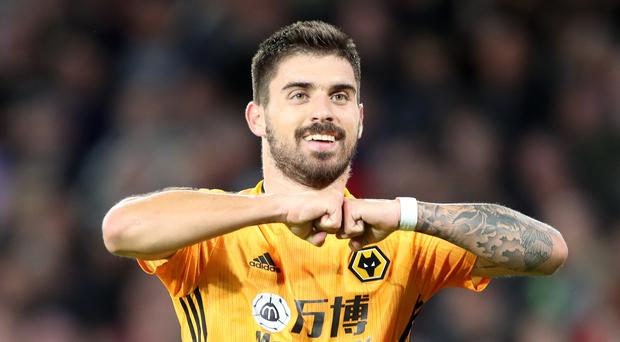Wolves' Ruben Neves knows they must improve their early-season form. (Nick Potts/PA)