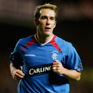 Sad loss: Fernando Ricksen during his Gers heyday