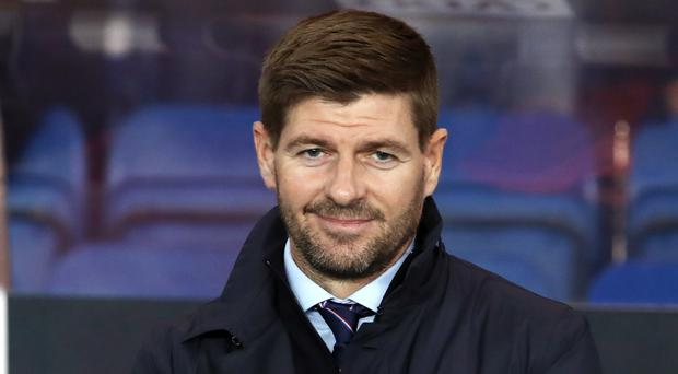 Rangers manager Steven Gerrard saw his side come out on top against Feyenoord (Andrew Milligan/PA)