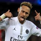 Head coach Thomas Tuchel insists Neymar remains committed to Paris Saint Germain (Mike Egerton/PA)