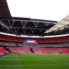 Wembley will host the 2023 Champions League final (Tim Goode/PA)
