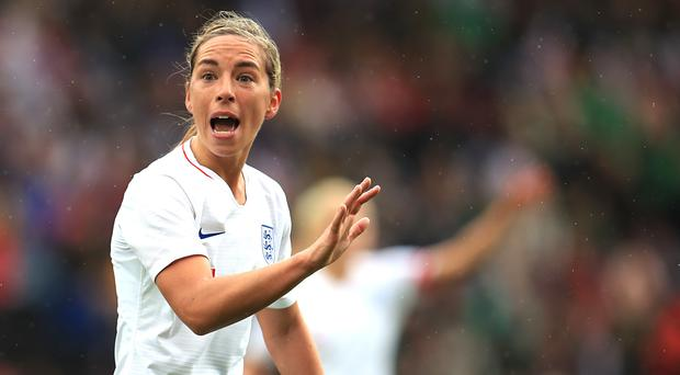Jordan Nobbs is back in the England squad (Mike Egerton/PA).