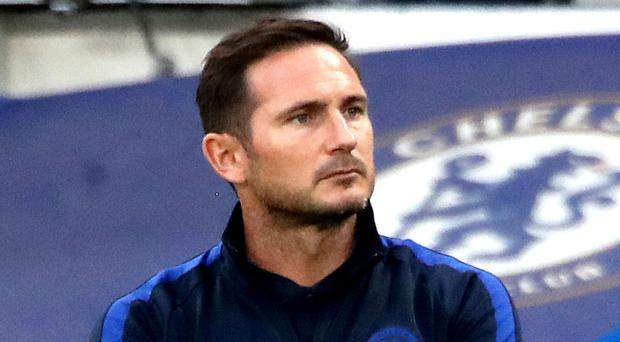 Chelsea manager Frank Lampard plans to give young players a chance against Grimsby (Nick Potts/PA)