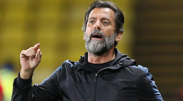 Quique Sanchez Flores picked up his first win since returning to Vicarage Road (Nigel French/PA)