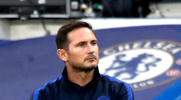 Frank Lampard will host Manchester United in the last 16 (Nick Potts/PA)
