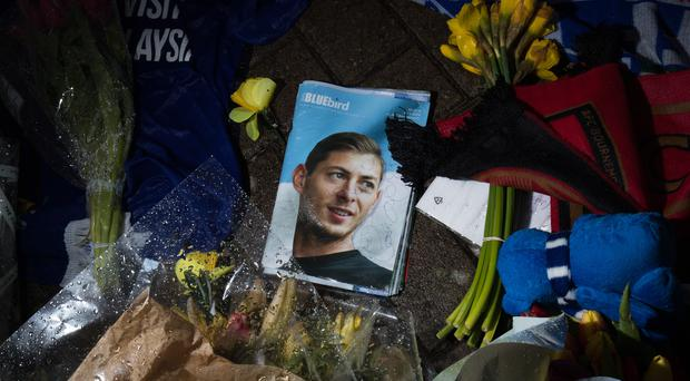 Emiliano Sala died after joining Cardiff (Aaron Chown/PA)