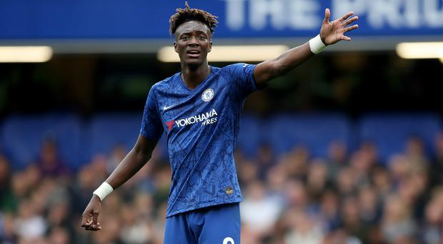 Chelsea's Tammy Abraham has been called into Gareth Southgate's England squad (Nick Potts/PA)