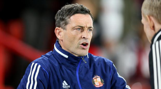 Black Cats parted company with Jack Ross on Tuesday afternoon (Nigel French/PA)