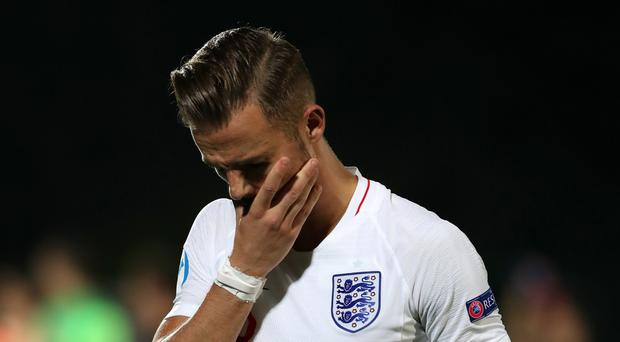 James Maddison has been ruled out of the England squad for the forthcoming Euro 2020 qualifiers by illness (Nick Potts/PA)