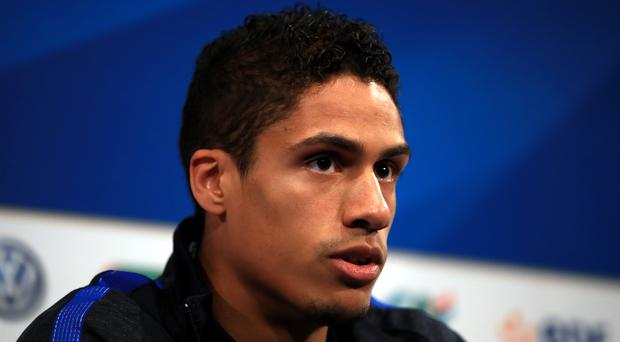 Raphael Varane is confident France can cope without some of their superstars against Iceland (John Walton/PA)