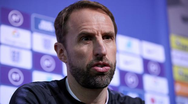 England manager Gareth Southgate is confident his side will bounce back against Bulgaria (Nick Potts/PA)
