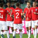 England's 6-0 win in Sofia was marred by racist abuse (Nick Potts/PA)