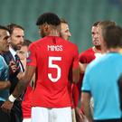 Ian Wright welcomed the way racist abuse was handled in Sofia (Nick Potts/PA)