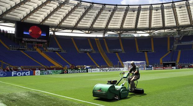 Celtic play at Stadio Olimpico on November 7 (Rebecca Naden/PA)