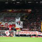 Liverpool have been fined over pitch invasions at their game against Salzburg (Nick Potts/PA)