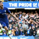Marcos Alonso scored Chelsea's winner (Steven Paston/PA)