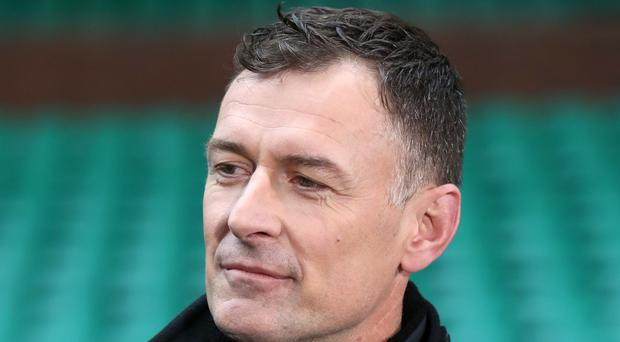 Former England striker Chris Sutton has accused the football authorities of not doing enough in the battle against dementia (Andrew Milligan/PA)