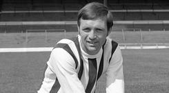 Jeff Astle died in 2002 (PA)