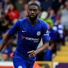Fikayo Tomori has impressed this season (Donall Farmer/PA)
