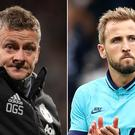Ole Gunnar Solskjaer is an admirer of Harry Kane (Joe Giddens/Gareth Fuller/PA)