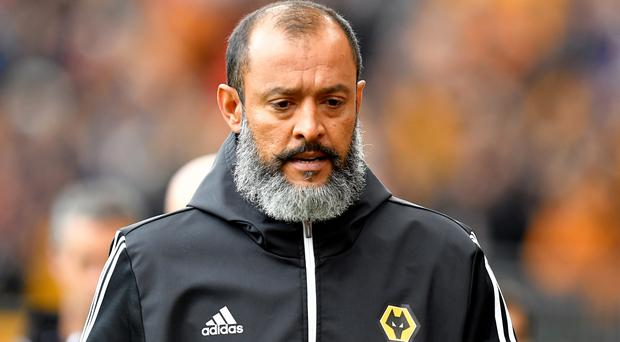Nuno Espirito Santo knows Wolves must start better (Dave Howarth/PA)