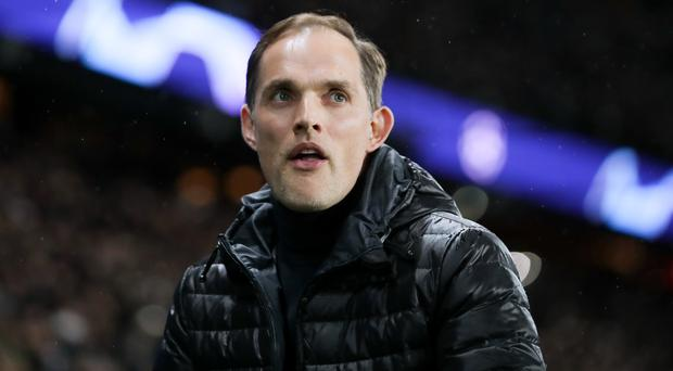 Thomas Tuchel is expecting a special atmosphere at Parc des Princes (John Walton/PA)