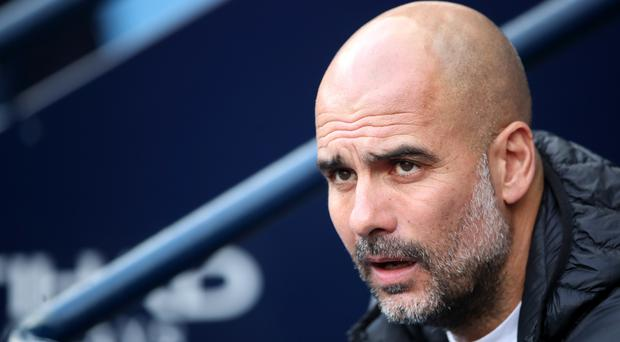 Pep Guardiola said Southampton's huge defeat to Leicester would not change his thinking (Nick Potts/PA)