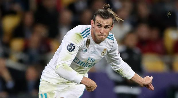 Wales forward Gareth Bale has been linked with a move away from Real Madrid (Nick Potts/PA)