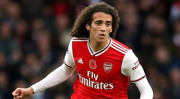 Matteo Guendouzi has been called up to the France squad (Paul Harding/PA)
