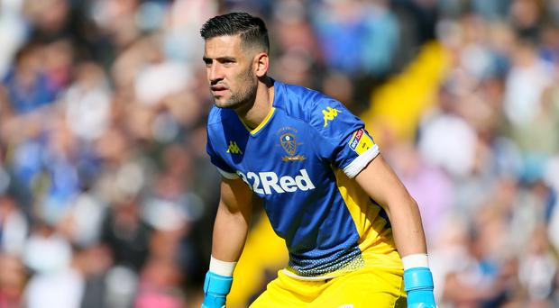 Leeds goalkeeper Kiko Casilla has been granted more time to answer an FA charge (Richard Sellers/PA)