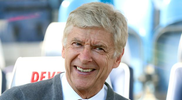 Arsene Wenger has landed a new role with FIFA (Mike Egerton/PA)