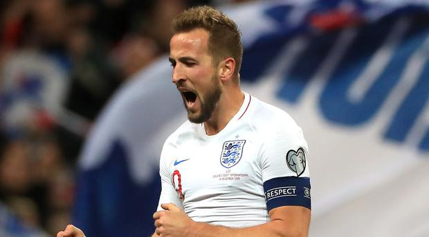 Can captain Harry Kane help guide England to success on home soil at Euro 2020? (Mike Egerton/PA)