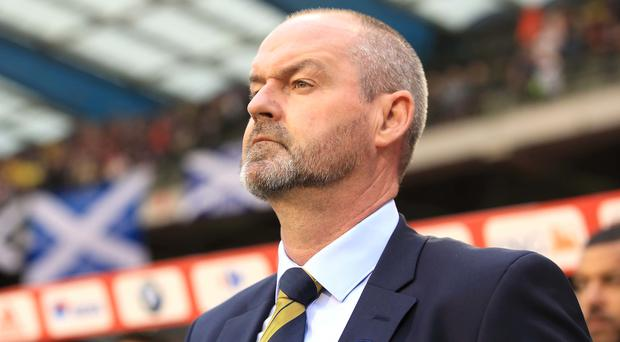 Scotland manager Steve Clarke has laid down a challenge (Bradley Collyer/PA)