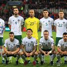 The Republic of Ireland's Euro 2020 qualifying hopes are on the line when they face Denmark (Simon Cooper/PA)